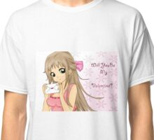 Valentine's Day Card Classic T-Shirt