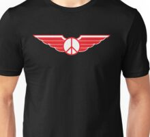 Peace Wings Unisex T-Shirt