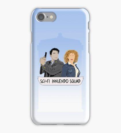 Sci-fi Innuendo Squad iPhone Case/Skin