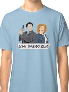 Sci-fi Innuendo Squad Classic T-Shirt
