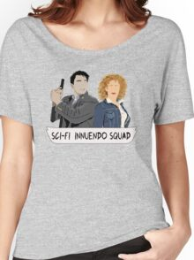Sci-fi Innuendo Squad Women's Relaxed Fit T-Shirt