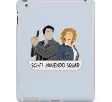 Sci-fi Innuendo Squad iPad Case/Skin