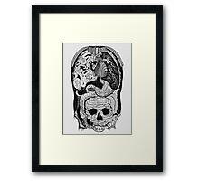 Gross Anatomy Framed Print