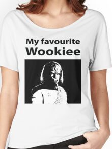 My favourite Wookiee Women's Relaxed Fit T-Shirt