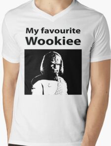 My favourite Wookiee Mens V-Neck T-Shirt
