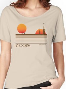 Visit Tatooine Women's Relaxed Fit T-Shirt
