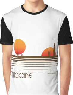 Visit Tatooine Graphic T-Shirt