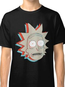 Rick and Morty: 3D Rick Classic T-Shirt