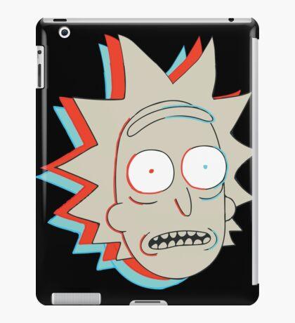 Rick and Morty: 3D Rick iPad Case/Skin
