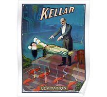 Keller the magician Poster Art Poster