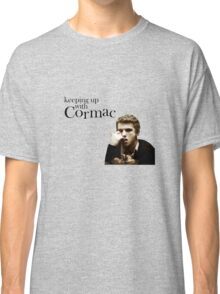 Keeping up with Cormac Classic T-Shirt