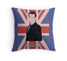 Consulting Criminal Throw Pillow