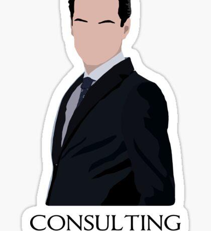 Consulting Criminal Sticker