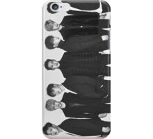 Monsta X Group iPhone Case/Skin