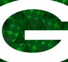 Packers Logo Geometric Sticker