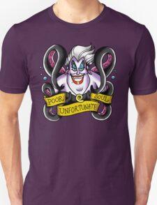 Poor Unfortunate Souls T-Shirt