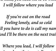 Gilmore Girls Theme Lyrics by Karina Jesson
