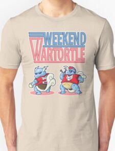 Weekend Wartortle (Pokemon) T-Shirt