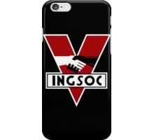 INGSOC iPhone Case/Skin