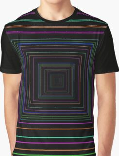 Color hallway Graphic T-Shirt