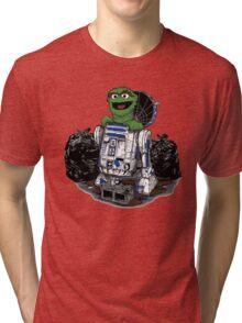 Oscar Droid Tri-blend T-Shirt