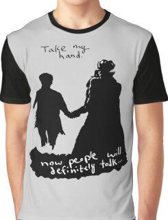 Take My Hand Graphic T-Shirt