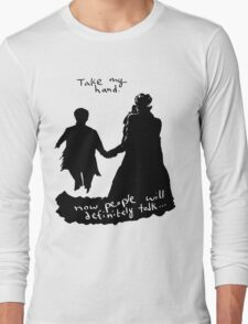 Take My Hand Long Sleeve T-Shirt