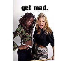 Get Mad Photographic Print