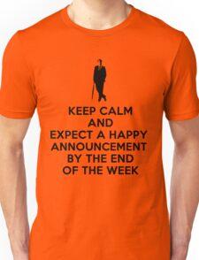 Happy announcement T-Shirt