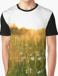 龢.field∆sunseT弗∞ Graphic T-Shirt