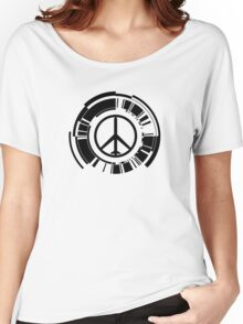 Peace Walker Women's Relaxed Fit T-Shirt