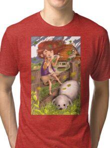 Wind Tri-blend T-Shirt