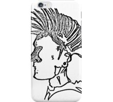 Bird on Head iPhone Case/Skin