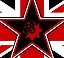 USR of Great Britain & Northern Ireland Sticker