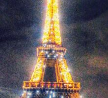 Tour Eiffel, The Eiffel Tower Sticker