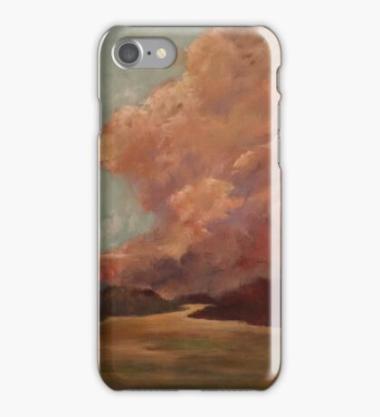 Presence iPhone Case/Skin