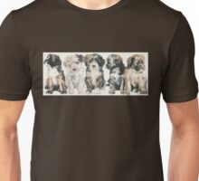 Lhasa Apso Puppies Unisex T-Shirt