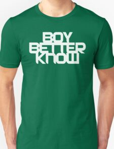 JME Boy Better Know T-Shirt