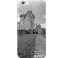 Ross Castle , Kerry , Ireland  iPhone Case/Skin