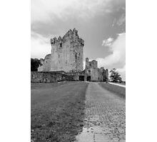 Ross Castle , Kerry , Ireland  Photographic Print