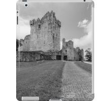 Ross Castle , Kerry , Ireland  iPad Case/Skin