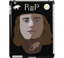 Richard III iPad Case/Skin