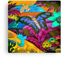 Butterfly #1b Canvas Print