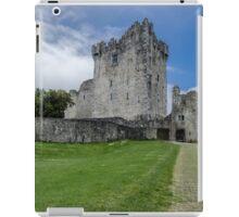 Ross Castle, Kerry ,Ireland  iPad Case/Skin