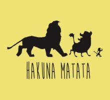 Hakuna Matata One Piece - Short Sleeve