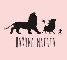 Hakuna Matata Baby Tee