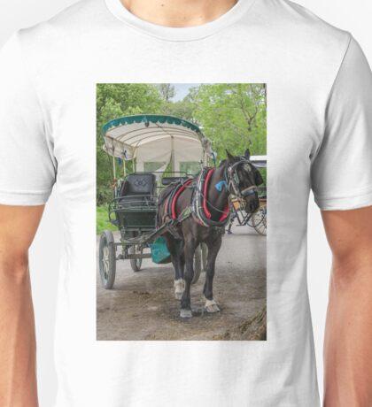 Horse  & Cart  Unisex T-Shirt