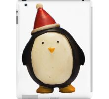 Penguin Claus iPad Case/Skin