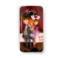 Magic show Samsung Galaxy Case/Skin