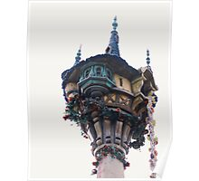 Tangled Tower - Soundsational Parade Poster